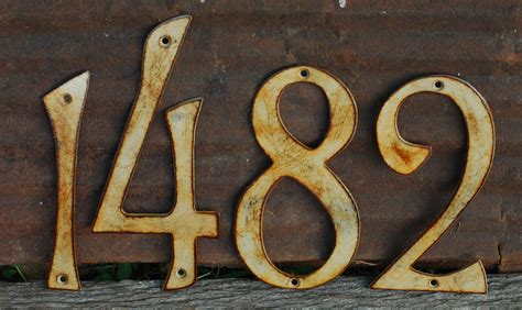 where to buy house numbers image gallery old house numbers