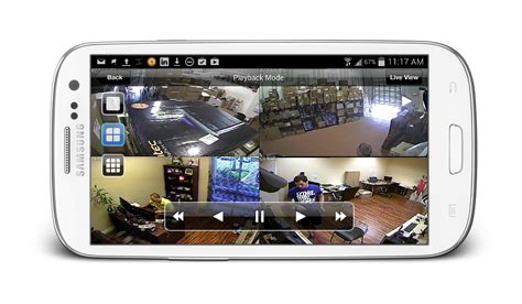 Cctv Android view security cameras from android app