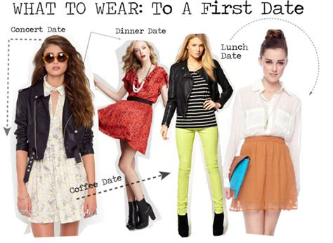 Clothes To Not Wear On A Date by What To Wear Where Polished