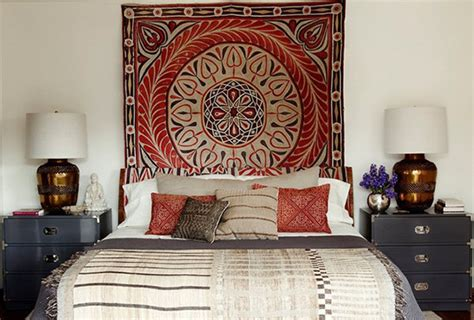 your bed 10 decor ideas for that wall above your bed huffpost