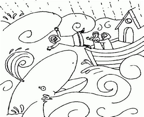 jonas y el gran pez dibujos para colorear imagenes cristianas para colorear dibujos para colorear