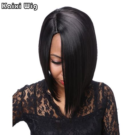 Hairstyle Wigs For Black by Black Wig Bob Hairstyles Wigs For Black