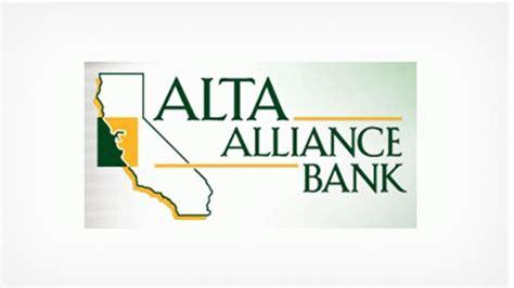 alliance bank alta alliance bank credit card payment login address