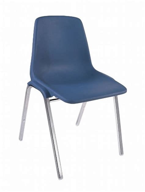 chairs with arms for school advantage blue comfort stacking plastic school chairs