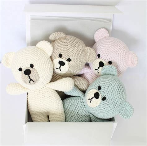 what is a teddy crafted baby teddy by attic