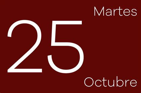 horoscopos del 25 de octubre 2016 tuhoroscoponet hoy martes 25 de octubre de 2016 es el d 237 a n 250 mero 299 y
