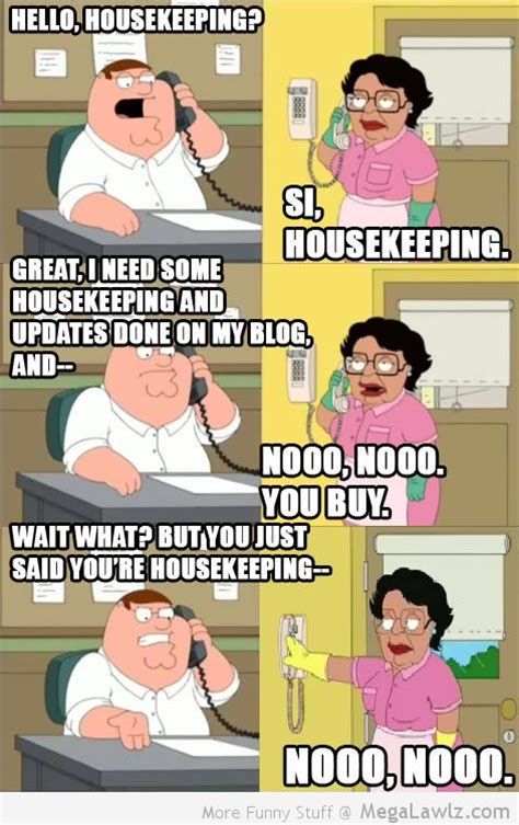 Family Guy Maid Meme - family guy maid quotes quotesgram