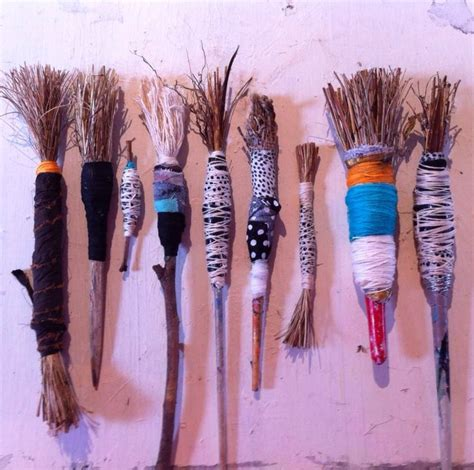 Handmade Paint Brushes - 45 best tools images on paint