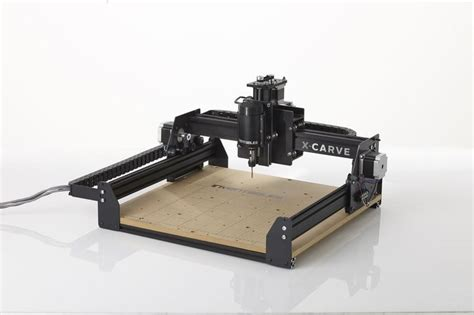 inventables  carve  open source cnc mill kit