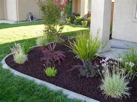 Simple To Build House Plans The Pros And Cons Of Using Rubber Mulch For Landscaping