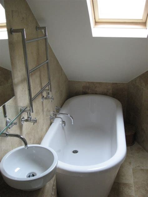 Bathroom Design Eaves Attic Works Attic Bathrooms