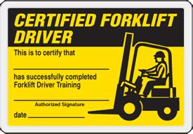 how to get forklift license equipments zone