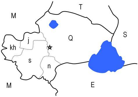 qom iran map qom admin map mapsof net