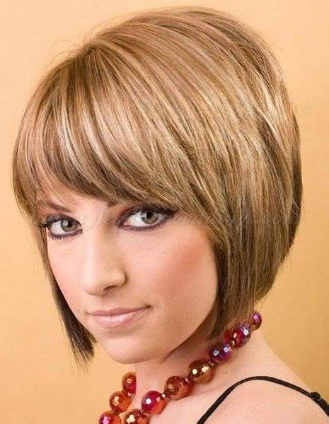Layered Bob Hairstyles With Bangs by Layered Bob Hairstyles With Bangs 2017 Pictures