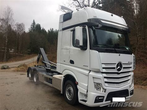 2019 Mercedes Truck Price by Used Mercedes Actros 2653 Lastv 228 Xlare Tow Trucks
