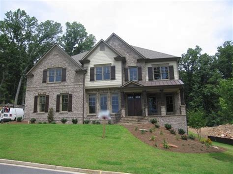 two story brick house plans beautiful two story colonial house plan alp 096n chatham design group house plans