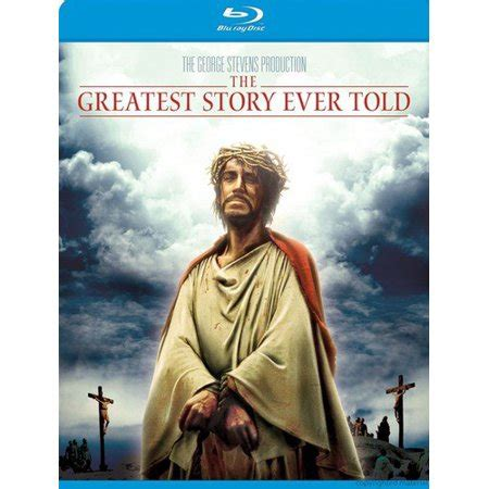The Greatest Story Told