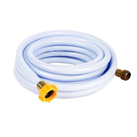 camco tastepure 5 8 in x 25 ft water hose 22783