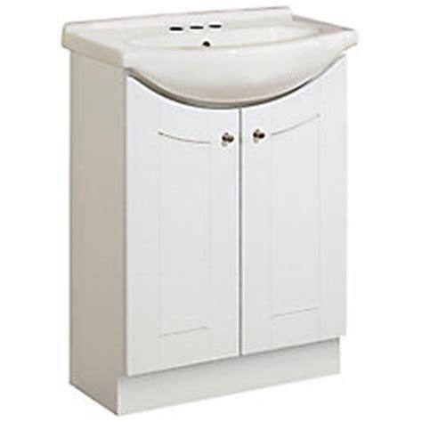 White Vanity Base by Magick Woods Eurostone 24 Inch W Shaker Vanity Base In