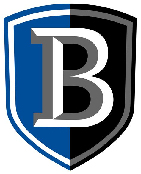 bentley college logo bentley falcons football wikipedia