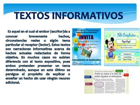 imagenes de notas informativas para niños textos informativos