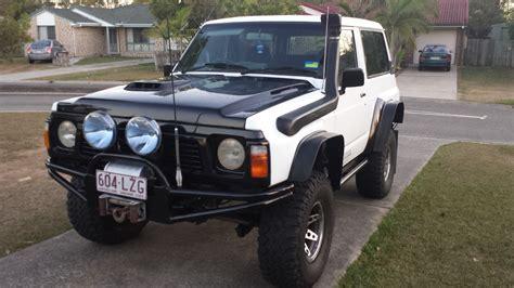 nissan patrol 1991 1991 nissan patrol st 4x4 gq car sales qld brisbane