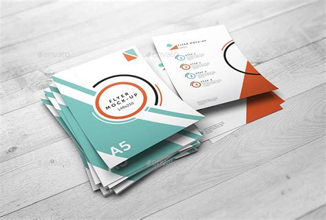 Flyer Mockup Psd Template free flyer mock up in psd free psd templates