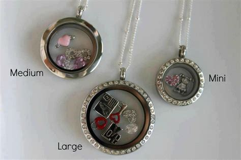 Medium Origami Owl Locket - pin by erika hulling on my business origami owl