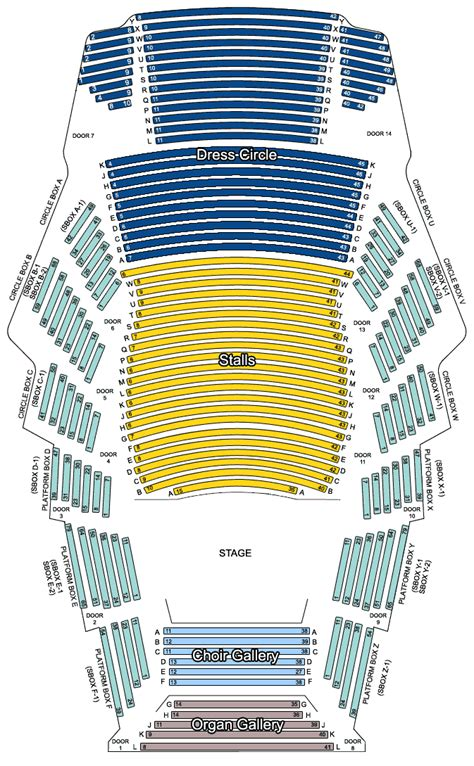 Sydney Opera House Seating Plan 2 X Bryan Sydney Tickets Front Rows Stalls Seats Ebay