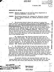 Cuba Project Wikipedia Template Jfk