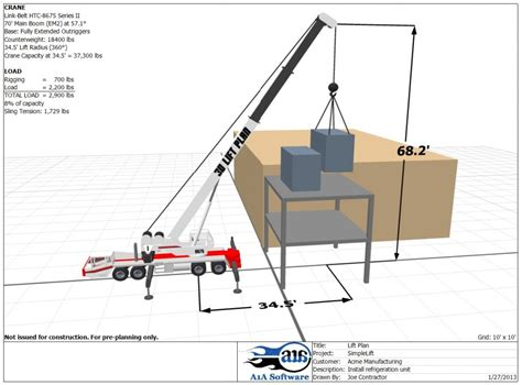 dual crane lift template prime crane services gt gt 23