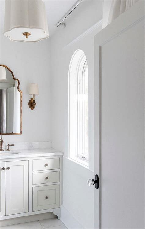 white and gold bathroom white and gold bathroom with barbara barry simple scallop