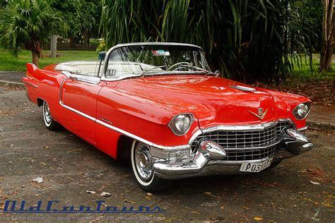 Is Cadillac An American Car by Cadillac Eldorado 1955 Classic American Cars