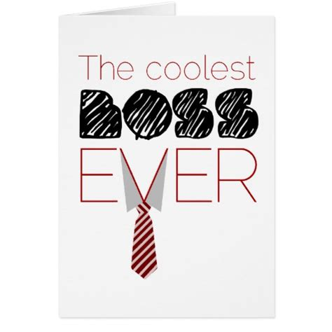 Bosses Day Card Template by Happy Day Cards Happy Day Card Templates