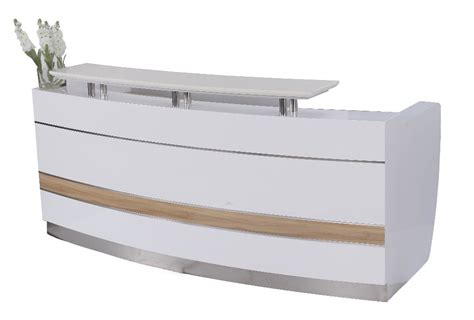 Modern Reception Desk For Sale Commercial Modern Office Floor Wood Reception Executive