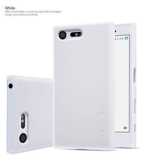 Nillkin Sony Xperia X Compact Free Anti Gores Ready nillkin frosted shield matte cover for sony