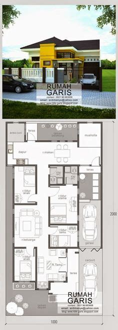 layout rumah sehat architecture two storey house designs and floor