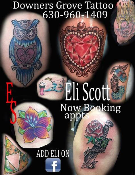 downers grove tattoo artist eli yelp