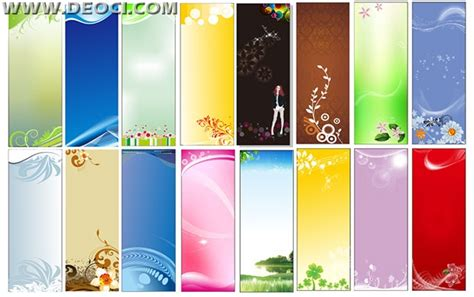 design banner in coreldraw 12 x banners background design template cdr file download