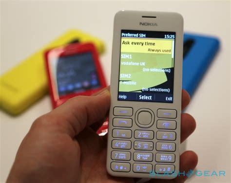 nokia asha 206 themes onsmartphone nokia 206 announced pays homage to nokia 6300