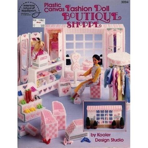fashion doll house boutique 317 best images about plastic canvas on