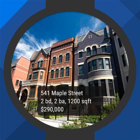 zillow real estate rentals screenshot