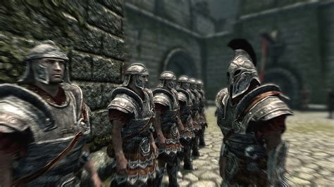 skyrim imperial soldier skyrim how to join the imperial legion army faction vg247