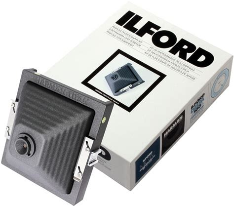 paper for pinhole ilford brings back harman direct positive fiber paper for