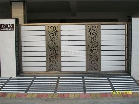 driveway gates steel google search house gate design