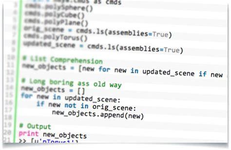 tutorial python list python list comprehension