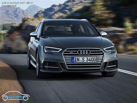 Audi S3 Bilder by Audi S3 Sportback Fotos Bilder