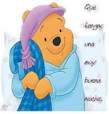 imagenes de winnie pooh con frases hermosas 1000 images about buenas noches on pinterest google
