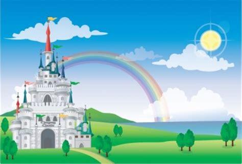 Wallpaper Terbaru Bonito 81074 4 vetor de paisagem de bonito dos desenhos animados desenho