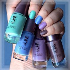 The One Wear Nail Warna Limelight the one wear nail oriflame variedad de colores